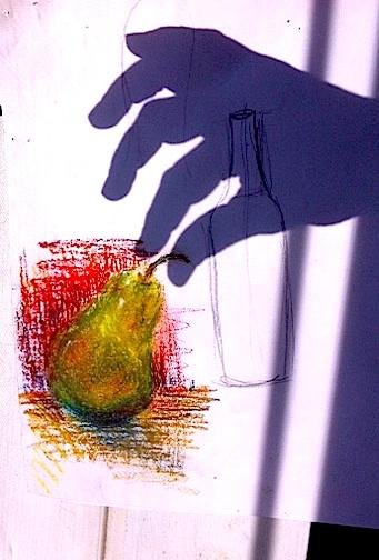 pear-fingers