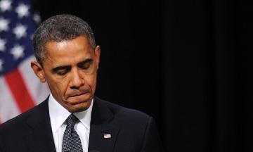 U.S. President Barack Obama Visits Connecticut Town Where Massacre Still Fresh