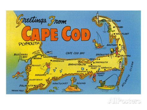 map-of-cape-cod-massachusetts – lillian the home poet