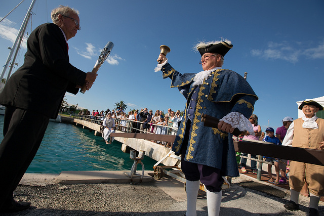 St-Georges-Town-Crier